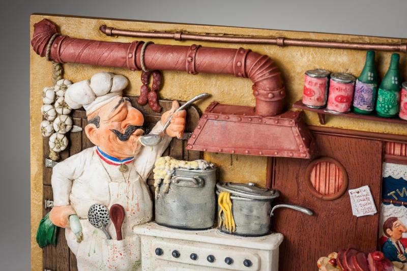 FO85704-2D-Wall-Art-Fine-Dining-La-Bonne-Cuisine-5