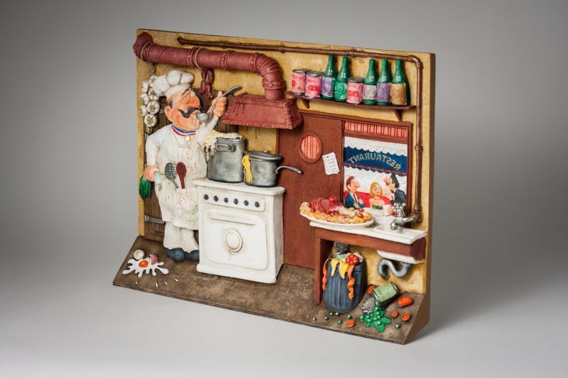 FO85704-2D-Wall-Art-Fine-Dining-La-Bonne-Cuisine-3