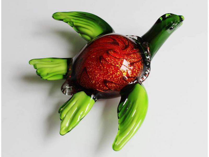 vetro-gallery-glassculptuur-schildpad